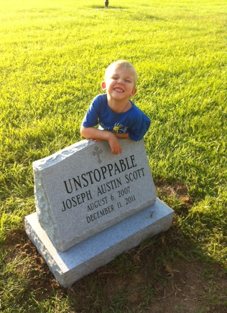 Josiah living an UNSTOPPABLE Life!